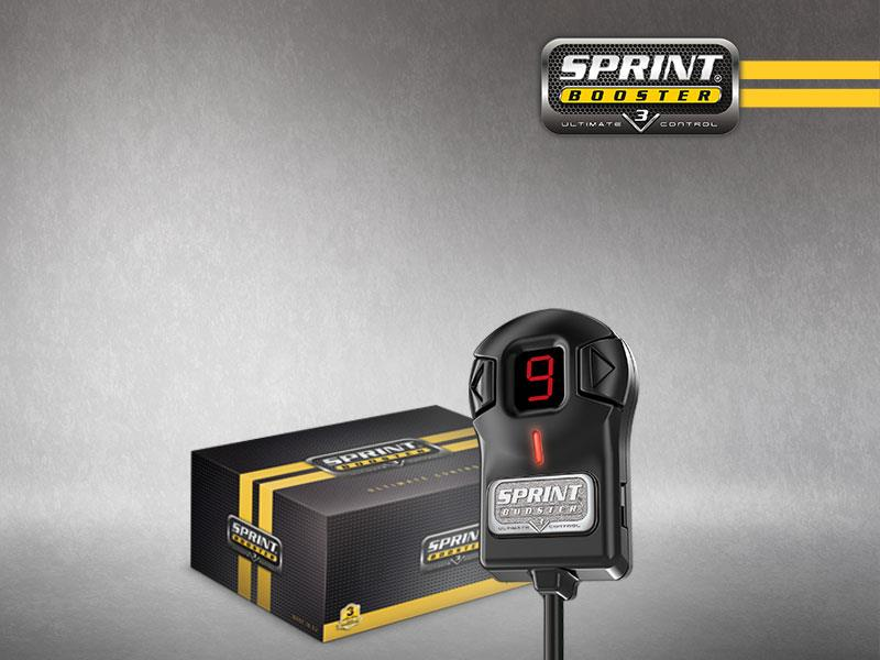 Sprint Booster - Ultimate Control