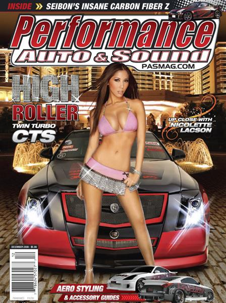PERFORMANCE AUTO & SOUND Magazine Issue 8 (U.S.A. - CANADA)