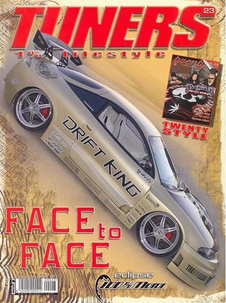 TUNERS Magazine Issue 23  (SPAIN)
