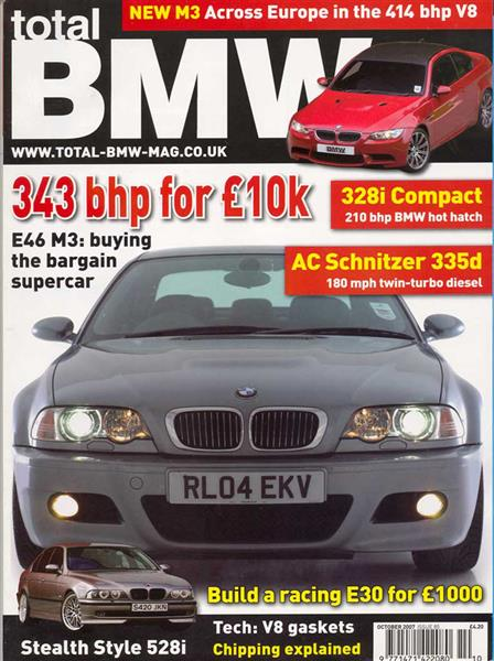 TOTAL BMW Magazine Issue 85 (U.K.)